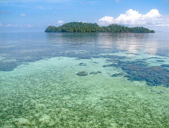 Togean Islands Prospect